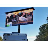 High Resolution Outdoor Rental LED Display Full Color Die-casting Aluminum LED Panel Manufactures