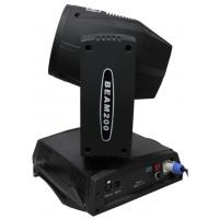 Quality Indoor Disco Wedding Dmx Moving Head Lights 200w 5r IP20 with Zoom for sale