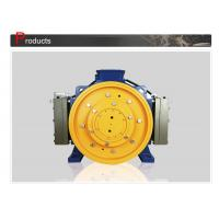 China Load 450 KG Gearless Traction Machine Less Lift Constant Torque on sale