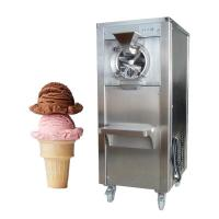 Wholesale YB-20 Hard Ice Cream Machine, Italian Ice Cream Making Machine Manufactures