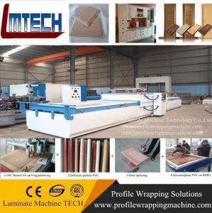 PVC film PVC glue Silicon membrane sheet Vacuum membrane press machine Manufactures