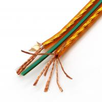 China Audio Cable Flexible Shielded Speaker Cable PVC Car Audio Speaker Cable Oxygen Free Copper on sale