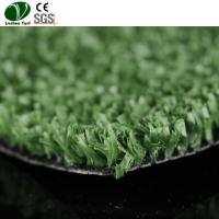Fake Grass Lawn Outdoor Basketball Court Rubber Flooring 6600dtex Or Customizable Manufactures