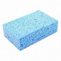 Cellulose Cleaning Sponge, Measures 4.8x10x16cm Manufactures