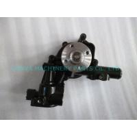 Black Vehicle Water Pump , Coolant Water Pump Yanmar 4tnv84t Parts Manufactures