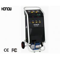 Automotive AC Freon Recovery Machine With 1 Stage Vacuum Pump 12 Months Warranty Manufactures
