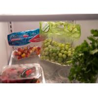 High Criteria Perforated Plastic Bags For Vegetables With Hole Bottom Gusset Manufactures