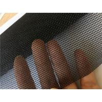 Heavy Duty Polyester Screen Mesh , Pet Resistant Heavy Duty Fly Screen Manufactures