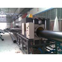 200-450mm single layer/multy-layer PE pipe production machinery