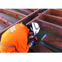 ASTM A123 Steel Structure Office Building Earthquake Resistance With 8.8S Bolts Manufactures
