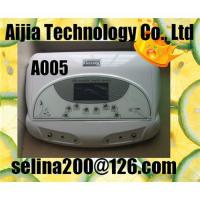 Dual cell spa with far infrared belt A005  Aijia foot detox ionic cleanse Manufactures