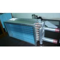 China Custom Made Φ9.52mm Water Steam Finned Copper Tube Heat Exchanger Air Conditioning Devices on sale
