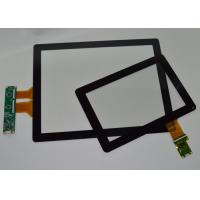 Custom Ten Point 17.3 Inch Large Format Touch Screen Monitor Glass + Glass Manufactures