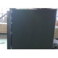 IP65 P10 SMD3535 Led Advertising Billboard Super Resolution for Street Outdoor Manufactures