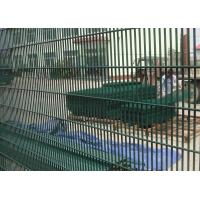VERTICAL WIRE 358 SECURITY FENCE Manufactures