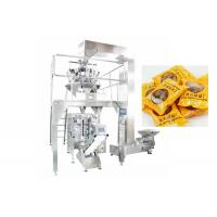 China Z Type Elevator Automated Packing Machine For Salted Roasted Brazil / Macadamia Nuts on sale
