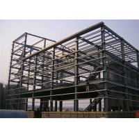 China Easy Assembled Prefab Light Steel Structure Building Labor Saving Wind Resistance: on sale