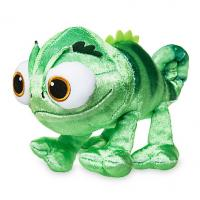Green Tangled Pascal disney mini stuffed animals 18cm SGS / ITS Certification Manufactures