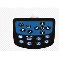 PC / PET Multi Keys LED Backlit Membrane Switch Panel High Sensivity RoHS Manufactures
