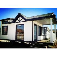 Galvanized Flexible Steel Container Houses , Commercial Steel Storage Container Homes Manufactures