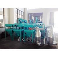 60 Mesh Wood Pulverizer Machine Dust Free Compact Structure Water Spray Cooling Manufactures