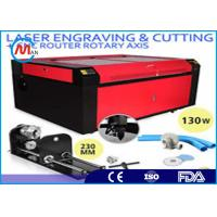 CE ISO Standard Wood Laser Engraving Machine 1390 100W DSP Control System Manufactures