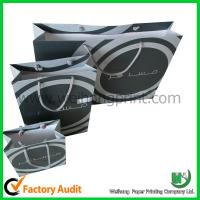 Luxury paper shopping bag Manufactures