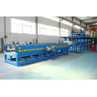 Buy cheap Double Layer Sandwich Panel Roll Forming Machine Production Line For Building from wholesalers