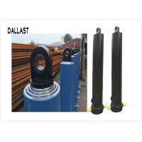 Custom Telescopic Hydraulic Ram ,  4 Stage Telescopic Cylinder FC FE Type for Truck Manufactures