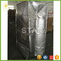 3A-2B-3A Bubble Foil Roof Insulation for moisture proof and heat break thermo break Manufactures
