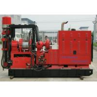 High Performace Core Drilling Rig , Mechanical Rotary Drilling Rig XYB-4 Manufactures