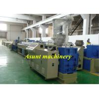 High Efficiency PE Pipe Production Line Plastic Pipe Manufacturing Machine 45kw-115kw Manufactures
