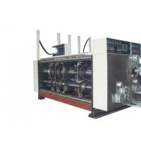 Different Color Corrugated Box Printing Machine Printer Slotter Die Cutting Machine Manufactures