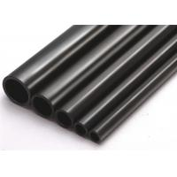 Hard Hot Rolled Seamless Steel Pipe / Wear Resistant Threaded Steel Tube Manufactures