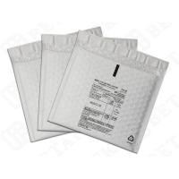 Novelties Pearl Poly Bubble Mailer 180*240mm Water Resistant Long Lifespan Manufactures