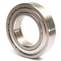 Sealed Chrome Steel 6202 Zz 2rs Deep Groove Ball Bearings For Fan / Motor Manufactures