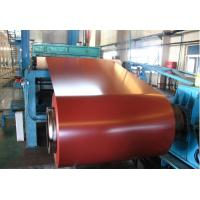 EN JIS ASTM Hot dipped galvanized color coated steel coil 0.18mm-1.6mm, layer 2/2 2/1 Manufactures