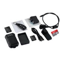 Waterproof Body Camera 10W Light , Police Helmet Camera With 2.0 Inch Monitor Manufactures