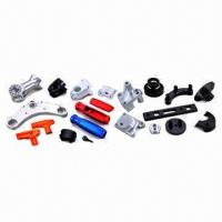Buy cheap CNC Aluminum Forged Parts with Anodized Color for Advance Bicycle, Auto, from wholesalers