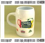 EXPORT beer mug ceramic cup custom LOGO 500ML beer mug for youself design Manufactures