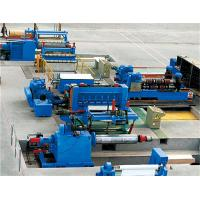 Automatic Steel Slitting Line And Cutting To Length Machine For Stainless Steel Manufactures