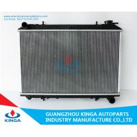 Radiator Auto Spare Parts For Nissan CRESSIDA'89-92 GX81 Manufactures