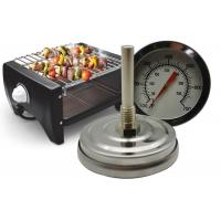 Analogue Instant Read Kamado Bbq Grill Thermometer Grilling Ambient Temperature Gauge Manufactures