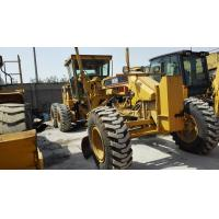 Used caterpillar 140h 120h 12g 14g motor grader for sale Manufactures