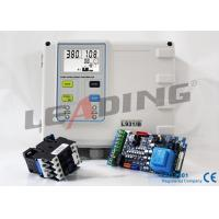 Special Designed Booster Pump Controller , Three Phase Pump Control Panel Manufactures