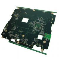 FR4 Tg180 6 layer Power Supply PCB Minimum Trace / Space 0.1mm Manufactures
