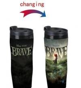 Plastic Magic Mug, PVC Color Changing Mug Manufactures