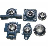 Stainless steel P5 Pillow Block Bearings UCF212-38 with double row Manufactures