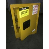 4 Gallons Flammable Safety Cabinets Storage For Gas Station Combustibles Manufactures