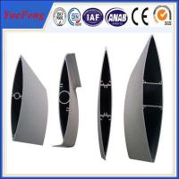 China aluminium manufacturer, anodized aluminium profile aluminium sun louver supplier Manufactures
